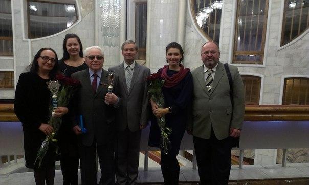 Конкурс «Юрист года», Самара, декабрь 2013